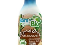 Gel de dus bio Argan Orient, 300 ml, Born to Bio